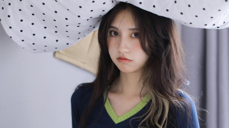 """【盒子】259LUXU-1412香织害羞地说""""好害羞"""