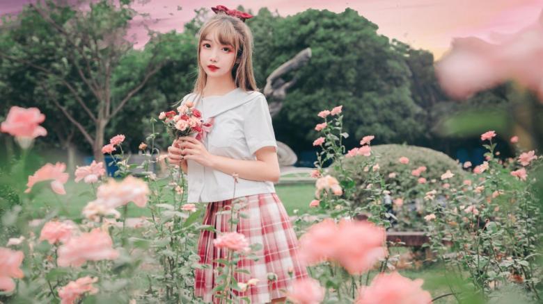 【苹果】SIRO-4459女主是芹亚(暂定)25岁写真偶像