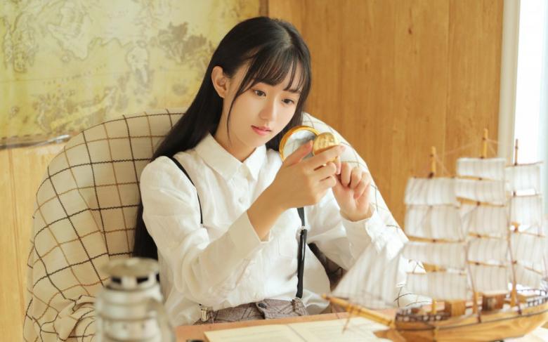 【盒子】SIRO-4637纱良23岁酒屋店员